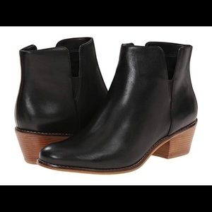Cole Haan leather Abbot booties sz 9B
